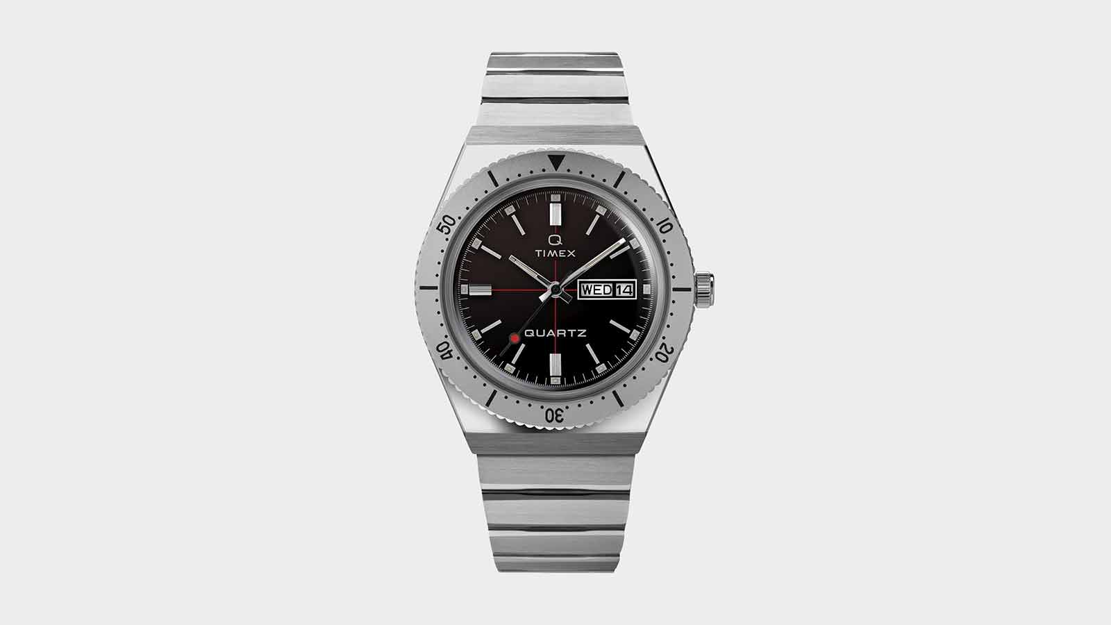 Todd Snyder x Timex Q Bracelet Watch