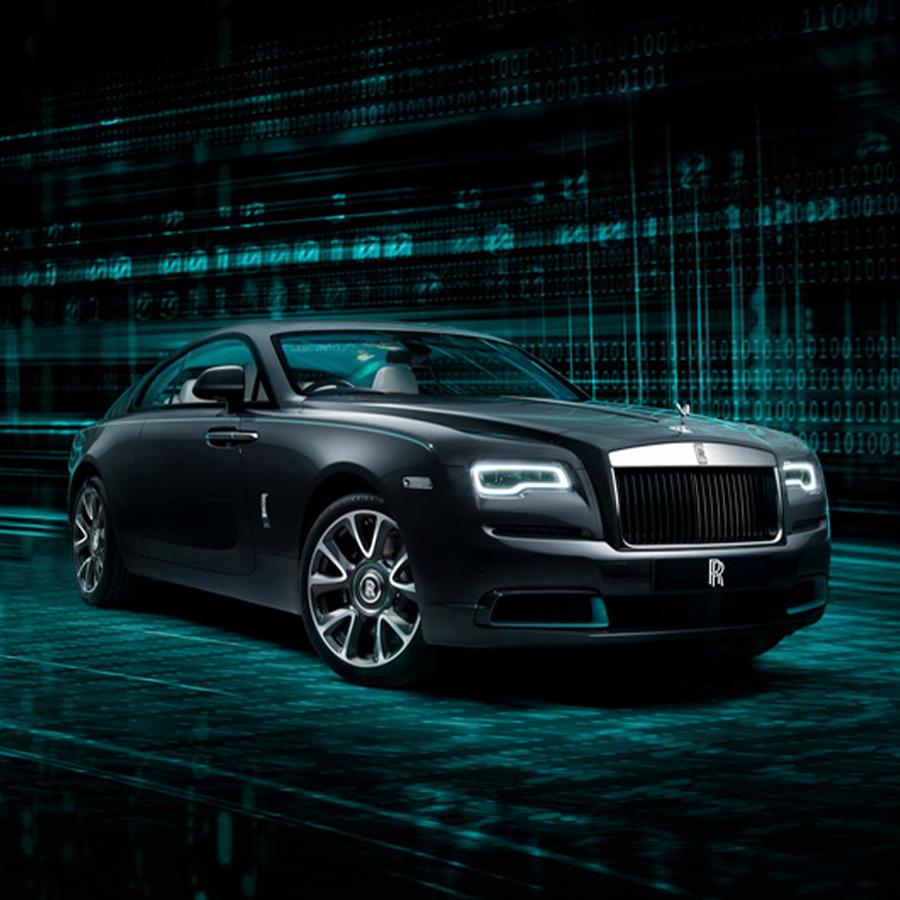 Rolls-Royce Wraith Kryptos