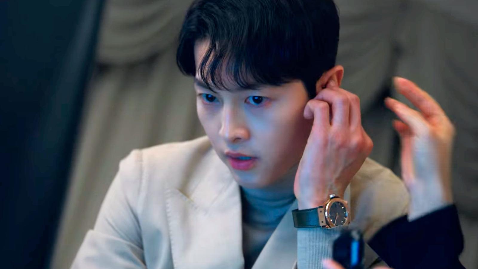 드라마 '빈센조' 송중기 시계 7선