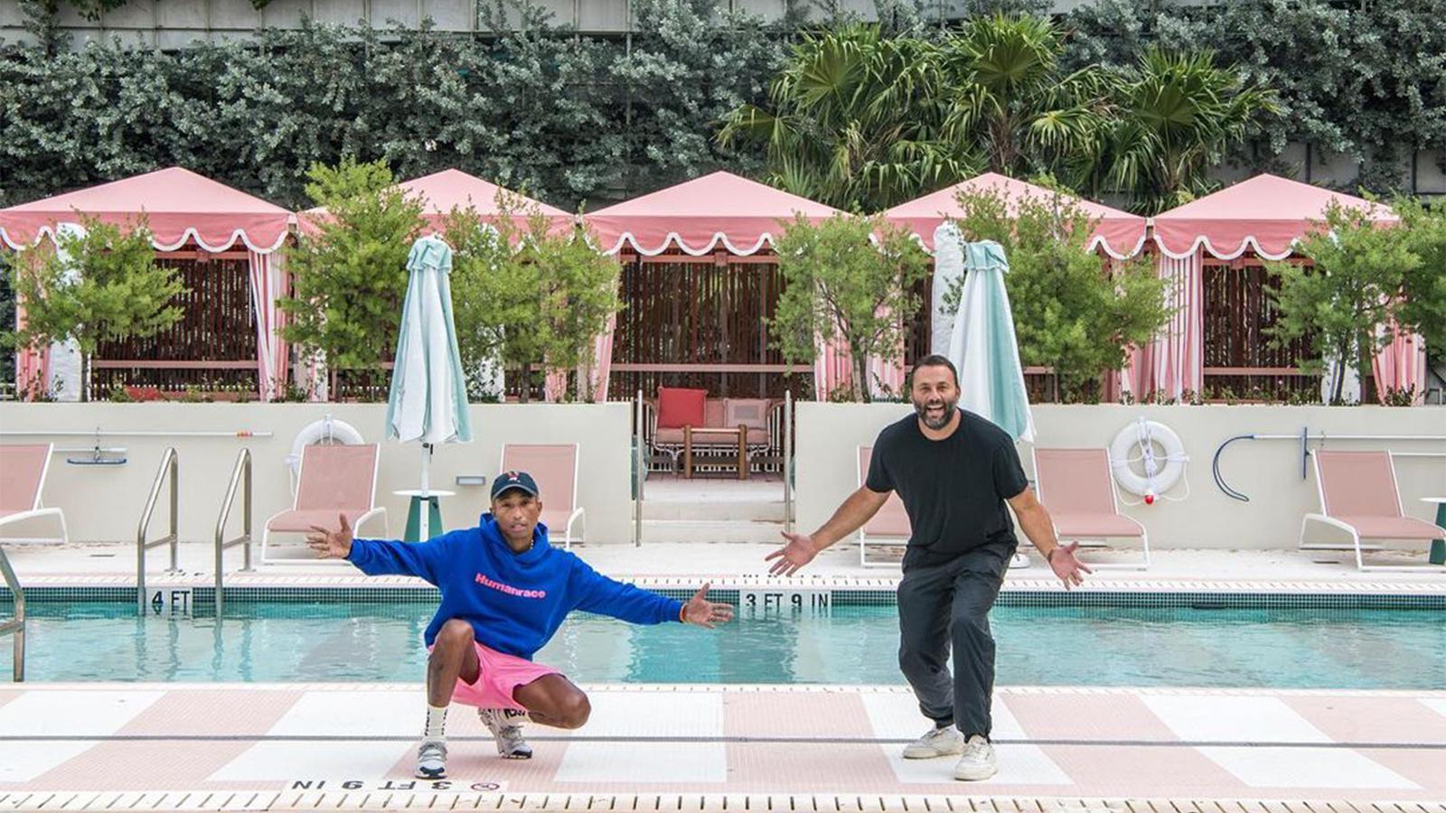 Pharrell Williams' Goodtime Hotel